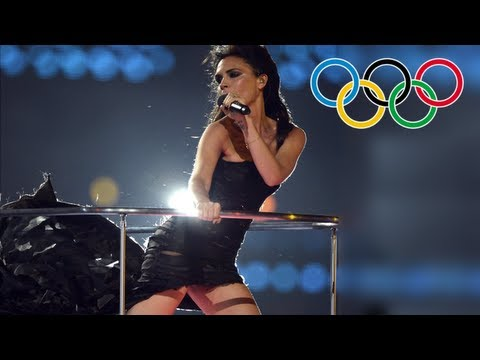 Olympics Closing Ceremony Music Highlights 2012