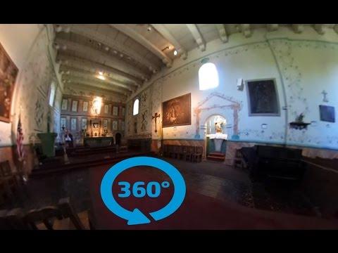 Old Mission Santa Inés - Solvang - 360 Sphere