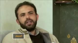 صحافيون على حدود النار بسوريا