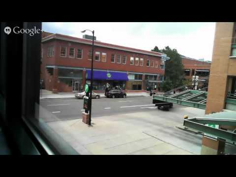 Pearl Street Mall, Boulder - Live 17/09/2014