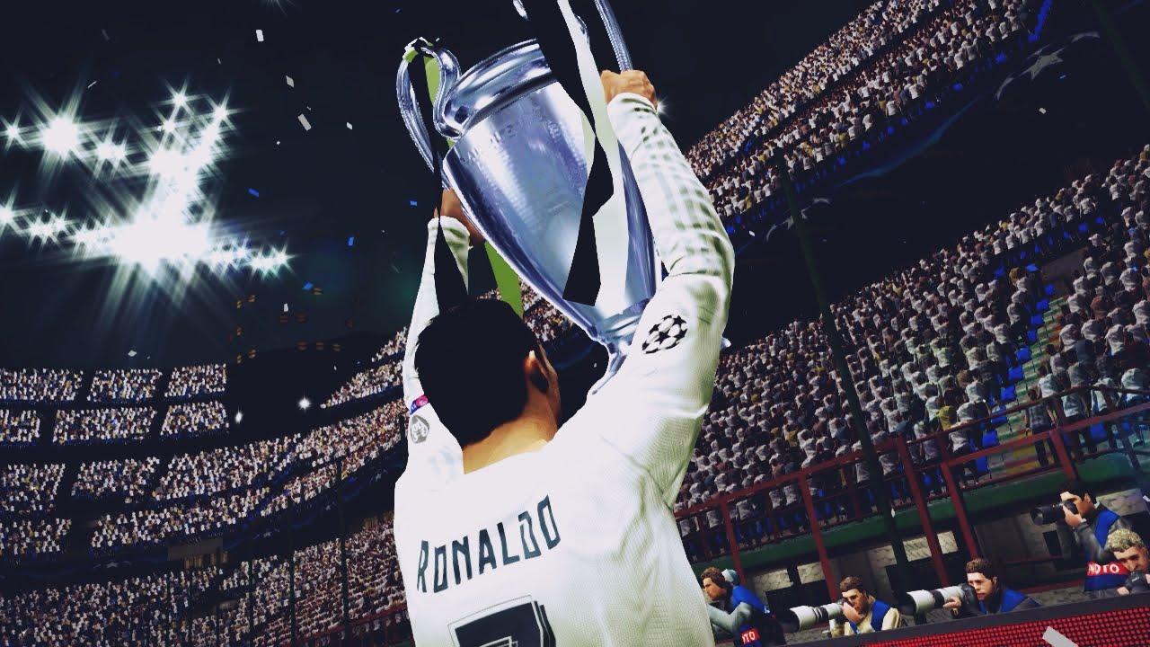 d05a583a632 PES 2016 - UEFA Champions League Final - REAL MADRID vs ATLETICO DE ...