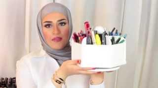 How i organize my makeup .. كل اثنين .. دقيقتين Thumbnail