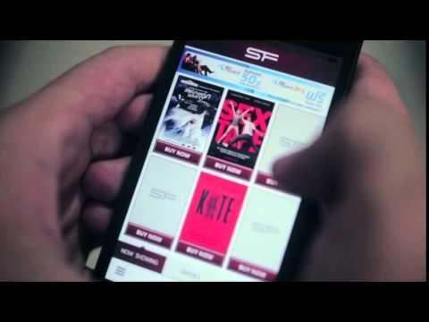 Mobile Credit Card @SF โมบายเครดิตการ์ด ซื้อตั๋วหนัง SF ไม่ต้องรอคิว