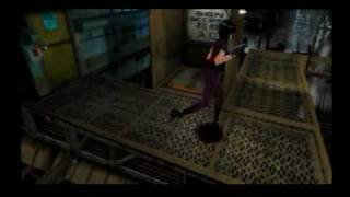 Fear Effect (PS1) Gameplay