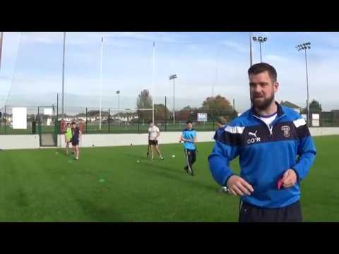 Skillzone Hurling Session: Intro and Working in Singles