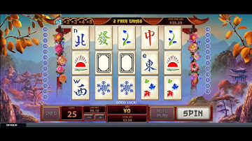 Feng Kuang Ma Jiang free games - chinese slot game