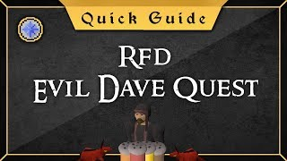 [Quick Guide] RFD - Fręeing Evil Dave