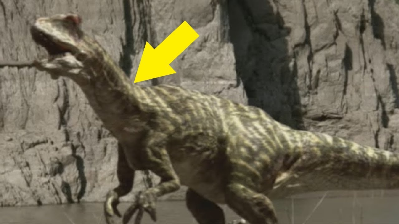 5 Dinosaurs That Are WAY Scarier Than You Think