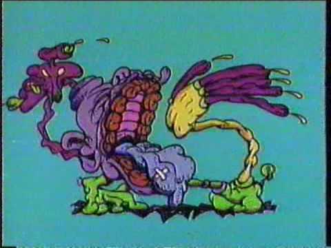 Animated MTV Logo 1992