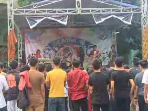 Hero Van Java - Intro AT GEBYAR SMA 48 Jakarta