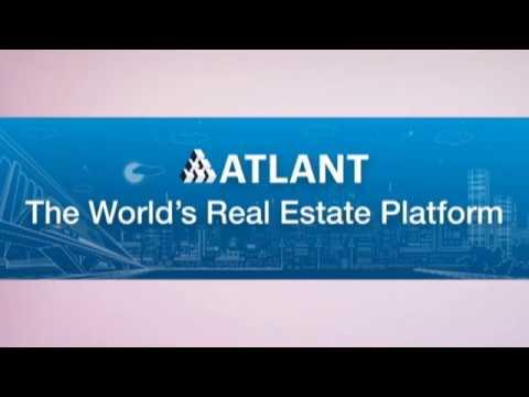 ATLANT World's Real Estate Blockchain Platform