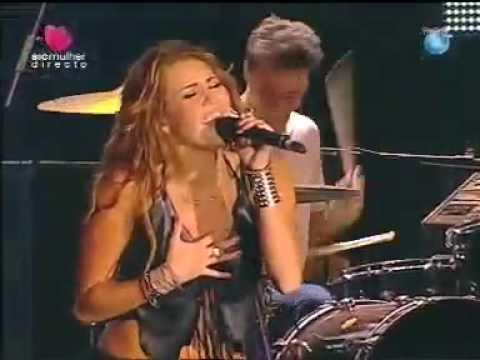 Miley Cyrus Live Rock in Rio Lisboa