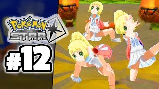 GUYS I'M SCARRED FOR LIFE... - Pokemon Star 3DS Rom Hack (Part 12)