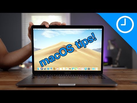 10+ MacOS Getting-started Tips For New Users / New Installs!