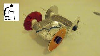 Metal Foil Boat Car Plane #5 Rubber Band Boat