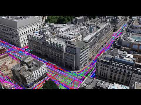 Utility Mapping in London