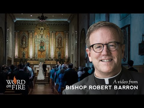 Bishop Barron on the Sacrament of Marriage