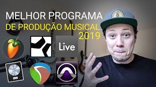 Programa para produzir musica
