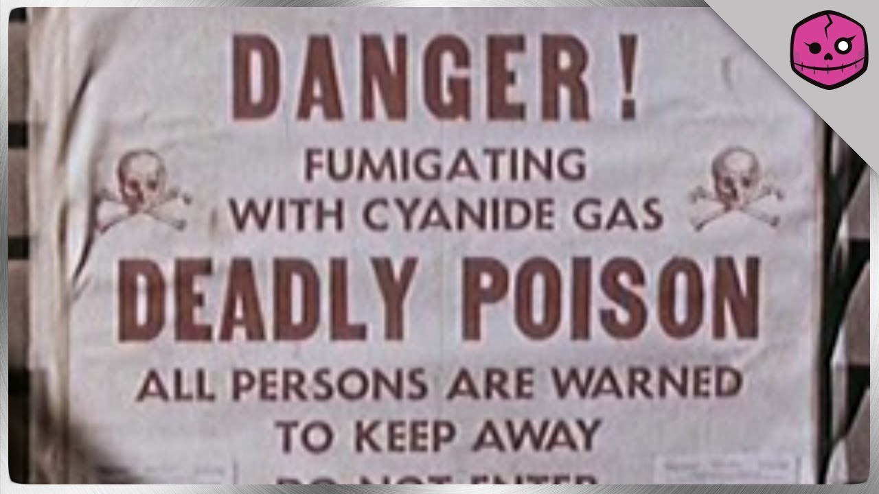 Death By Cyanide Poisoning Youtube