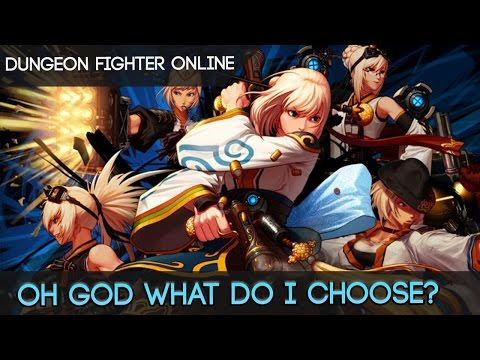 Dungeon Fighter Online - A Good, Fun, Free to Play MMORPG?