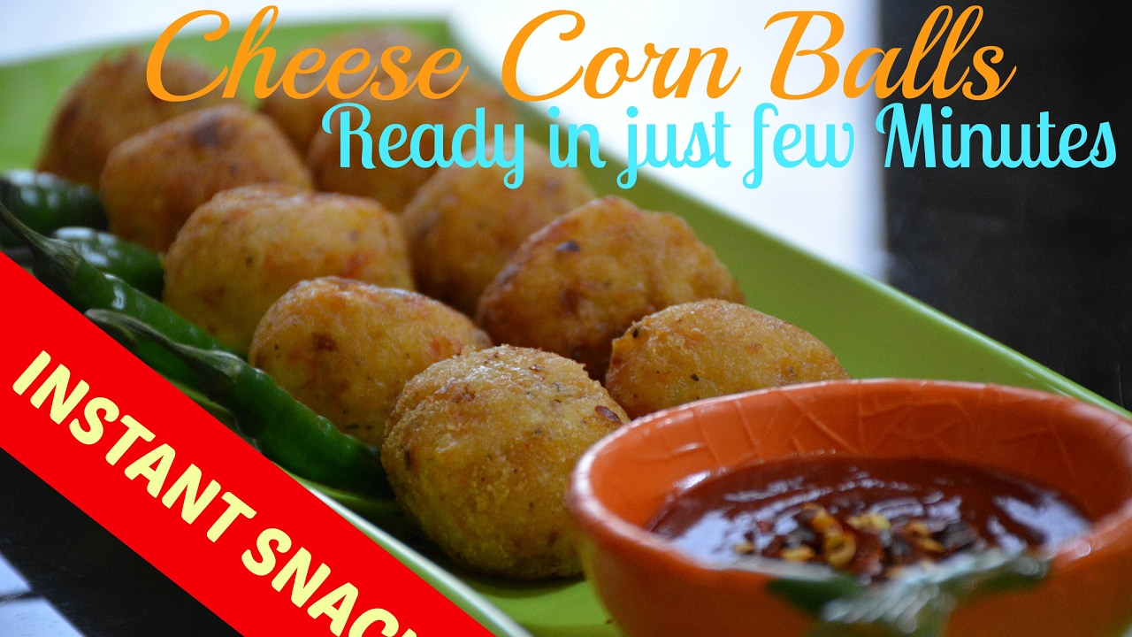 Cheese corn balls instant recipe vegetarian snack jain food cheese corn balls instant recipe vegetarian snack jain food forumfinder Images