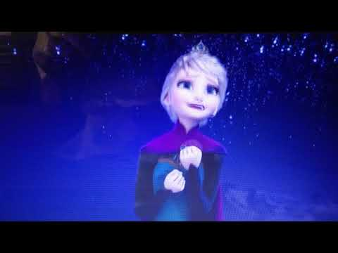 Square Numbers Song - Frozen 'Let it Go'