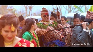 Download Video Nepali Wedding Highlights | ♥ KB Weds♥ Sarjan ♥ | 2019 MP3 3GP MP4