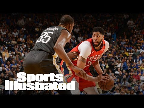 If Pelicans & Warriors Advance, Could Anthony Davis Shock The Champs? | SI NOW | Sports Illustrated