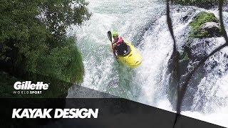 Optimal Kayak Design with Sam Sutton   Gillette World Sport