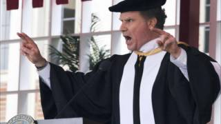 Will Ferrell Sings 'I Will Always Love You' During USC Commencement Speech