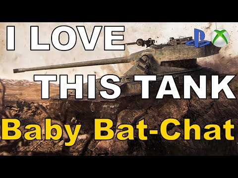 I Love This Tank Bat-Chat 25t AP Wot Xbox One/Ps4