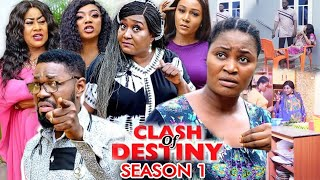 CLASH OF DESTINY SEASON 1 - (New Hit Movie) - Chizzy Alichi 2020 Latest Nigerian Nollywood Movie