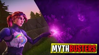 FORTNITE MYTHBUSTERS #18