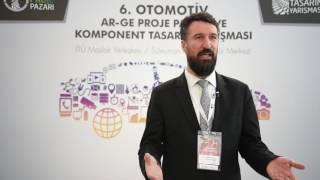 Ekrem Özcan-  6. Otomotiv Ar-Ge Proje Pazarı ve Komponent Tasarım Yarışması