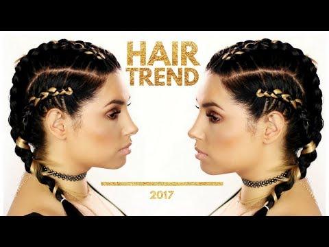 Trendul anului 2017 | HairStyle | Claudia Nita