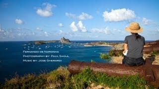 Fernando de Noronha Island paradise of Brazil