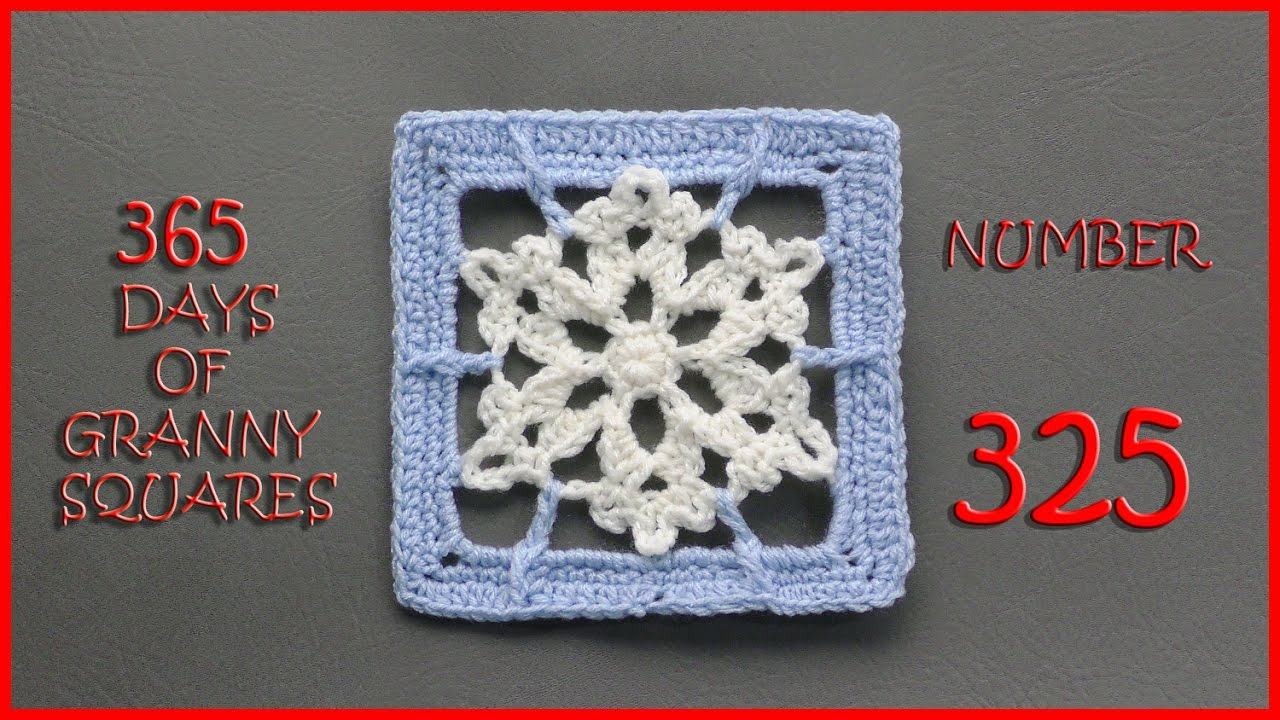 Download 365 Days of Granny Squares Number 325