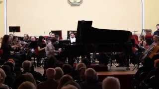 Vladimir Acimovic - W.A. Mozart: Piano Concerto No.8