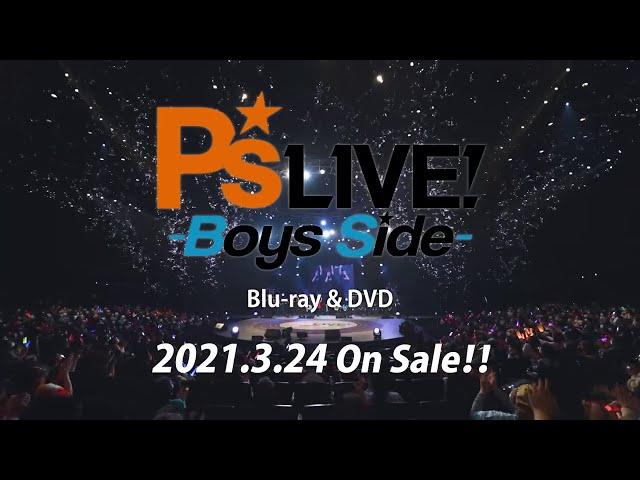 P's LIVE!「P's. LIVE! -Boys Side-」LIVE映像