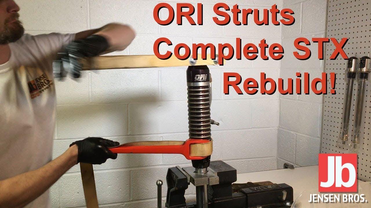 ORI Struts In Stock With Free Shipping! 🚚 – JENSEN BROS