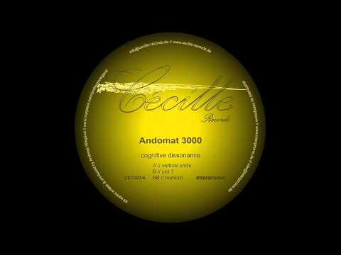 Andomat 3000   -   Vertical Smile (CÉCILLE RECORDS // CEC003)