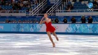 Highlights: Womens Figure Skating - Brooklee Han