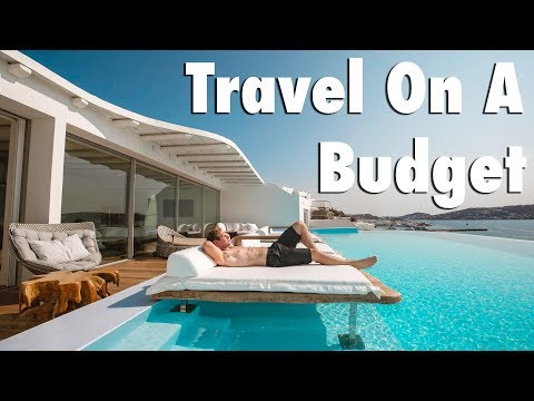 HOW TO TRAVEL THE WORLD ON A BUDGET! (Today in 2018!)
