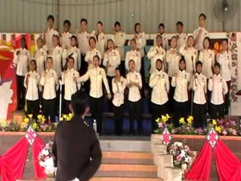 SMK Permas Jaya Pre-U Choir -Warisan , Lemon Tree