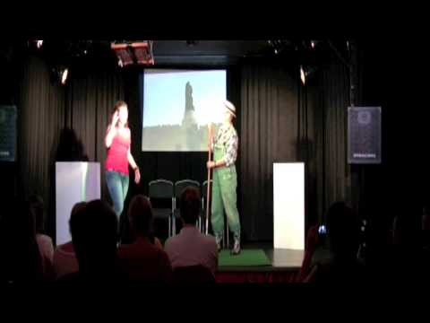 Buscándote - Bilingual Theatre Play - ESEDI Project
