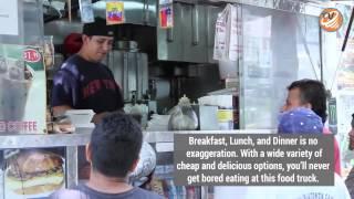 Top 3 Food Trucks in the Flatiron District,NYC