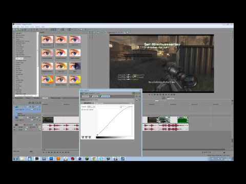 Sony Vegas | Adjustment Layer
