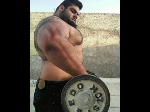 L'incredibile Hulk esiste e vive in Iran: ecco chi è