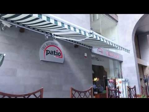 Patio Cafe-Restaurant!