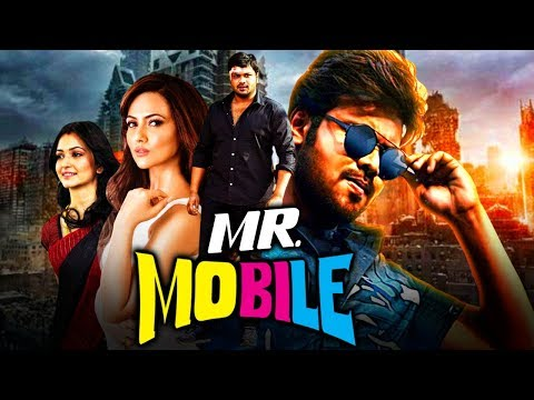 "Manoj Manchu Action Blockbuster Hindi Dubbed Movie ""Mr. Mobile"" 